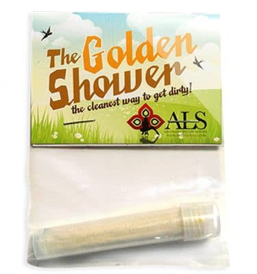 Golden Shower Synthetic Urine