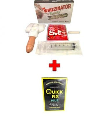 Whizzinator Touch & Quick Fix